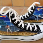 Chaussures street fighter