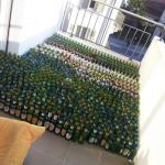 Cimetière de bouteilles
