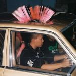 Comment rentrer un punk dans une voiture