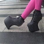 Drôles de chaussures
