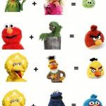 La création d'angry birds