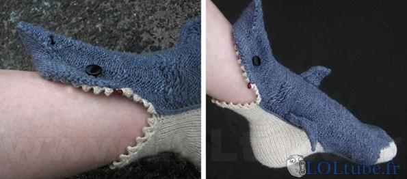 { 3. SOUS CHEF } Miam miam requin !