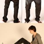Pantalon de geek