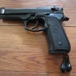 Pistolet couillu