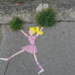 Pom pom girl mauvaise herbe