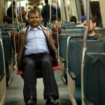 S'amuser dans le métro
