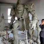 Statue warcraft