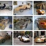 Une voiture presque de luxe
