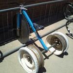 Vélo de récup