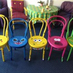 Chaises designées