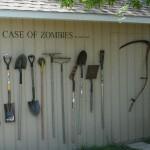 En cas de zombies