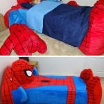 Le lit spiderman