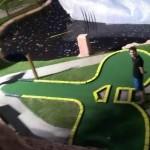 Mini golf coquin