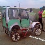 Nouveau type de jeep