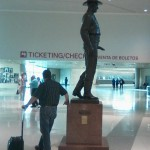 Statue coquine