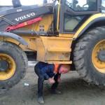 Superman au travail