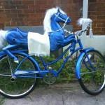 Vélo cheval