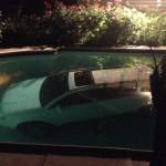 J'ai une voiture aquatique