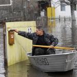 Malgré l'innondation