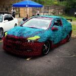 Moumoute car