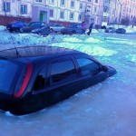 Parking ou piscine ?
