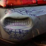 Redonner de la gueule a une voiture accidentée