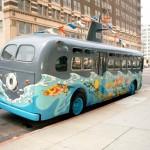 Bus sous marin