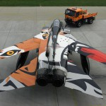 Avion tigre