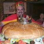 Le roi du burger