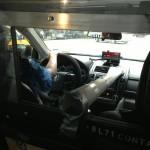 Partager la clim dans le taxi
