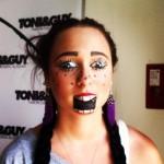 Maquillage effrayant