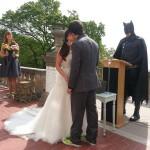 Mariage par batman