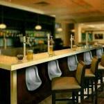 Un bar sans perte de temps
