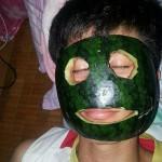 Un masque pour la peau