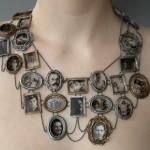 Arbre généalogique en collier