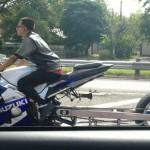 Drôle de moto
