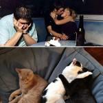 Deux forever alone