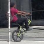 Economie sur la roue de vélo