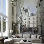 Un salon dans la rue