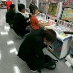 Arcade pour petits