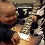 Ch'aime la guitare !!