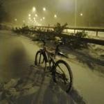 Chaud de faire du vélo