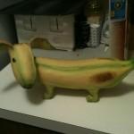 Chien banane