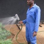 Fabriquer un jet d'eau