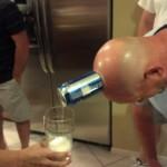 Serveur de bière