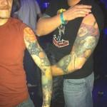 Le même tatouage