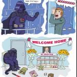 L'histoire de star wars