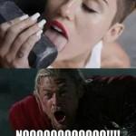 Miley et thor