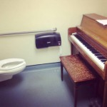 Piano toilettes ?