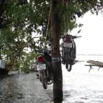 Protéger ses scooter de l'eau